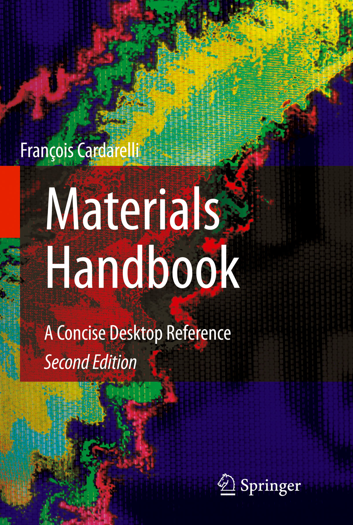 Francois CARDARELLI - Materials Handbook Second Edition